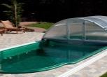 Die Oberfläche des Pools G02