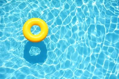 bazén a kruh